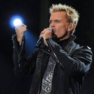 Billy Idol - Usce Fest (2010)