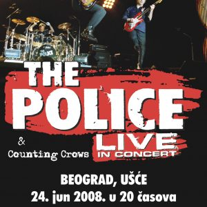 The Police - Usce (2008)